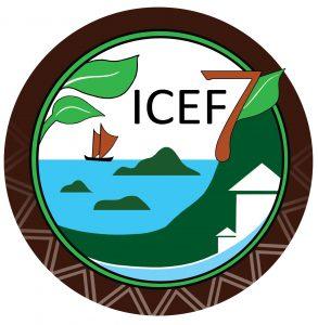 ICEF7 logo